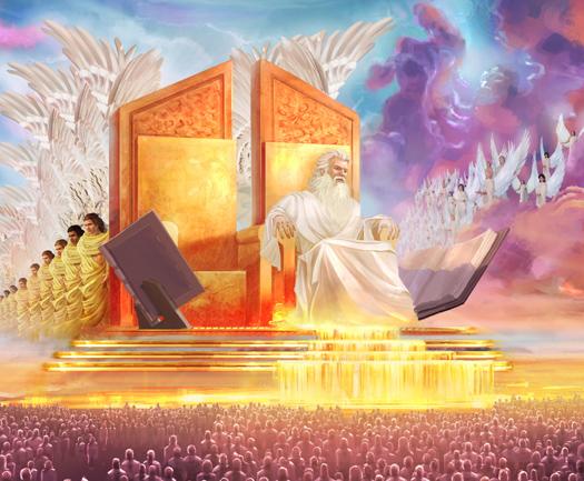 Daniel's Vision ofHeaven