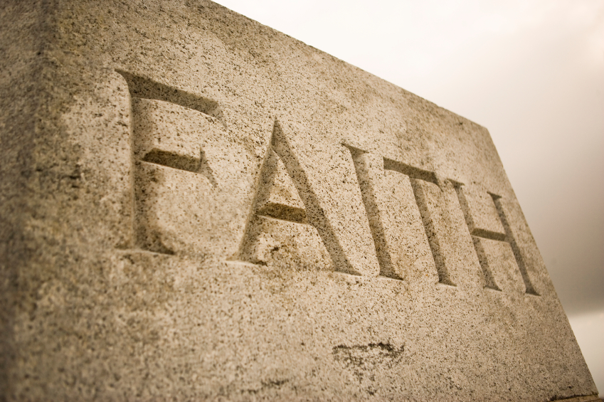 Faith Enough?